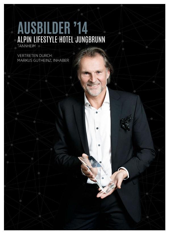 Alpin Lifestyle Hotel Jungbrunn in Tannheim