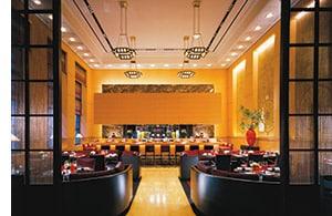 Restaurant des Four Seasons Hotel New York