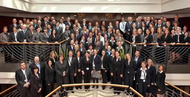 Marriott Gruppe Österreich Mitarbeiter
