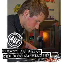 Sebastian Frank-die jungen Wilden 2008