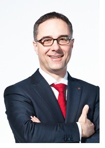 Geschäftsführer Christof Kastner