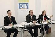 Experten, Hoteliers und Sponsoren des ÖHV