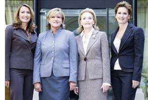4-Mäderl-Haus Ein weiteres Topfamilienunternehmen ist die Steigenberger Hotel Group.