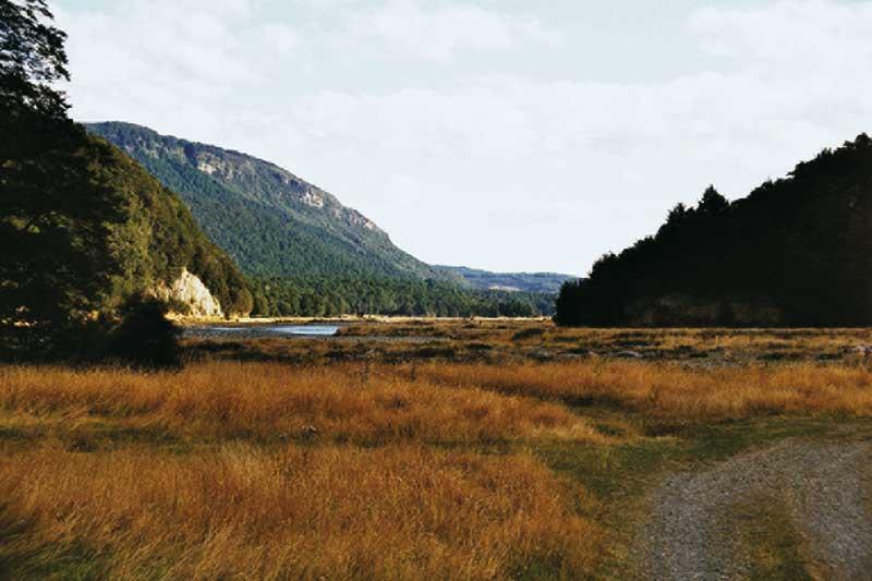 natur landschaft berge und seen