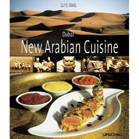 das Buch New Arabian Cuisine Cover