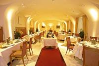 Das Restaurant des Palais Coburg