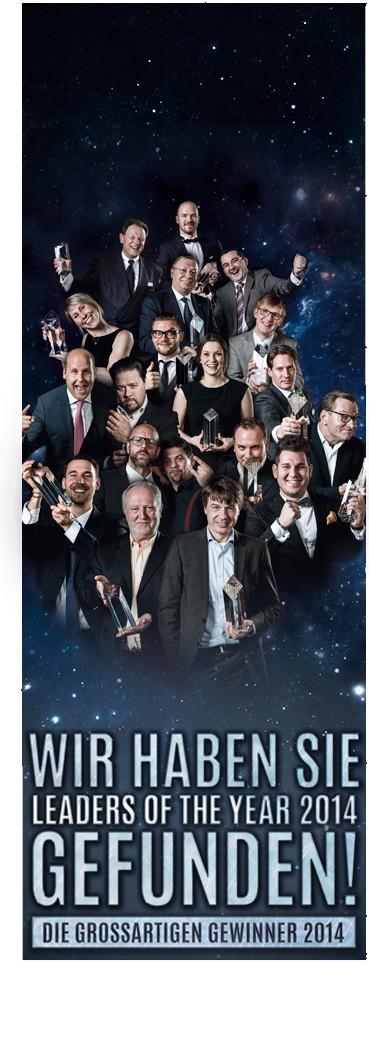 leaders of the year 2014 deutschland