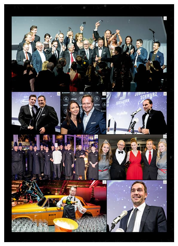 Gewinner Leaders of the Year