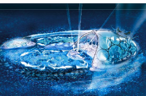 stellt das megaprojekt des ersten unterwasserhotels weltweit dar