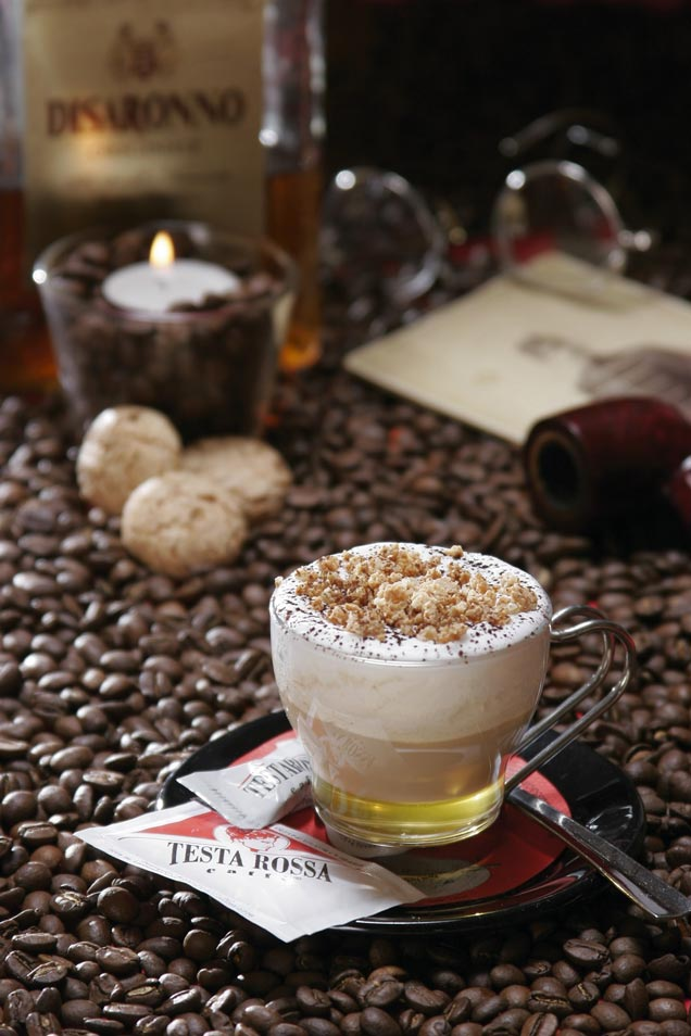 Caffè Amaro Kreation