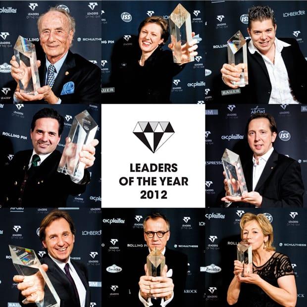 die Leaders of the Year 2012