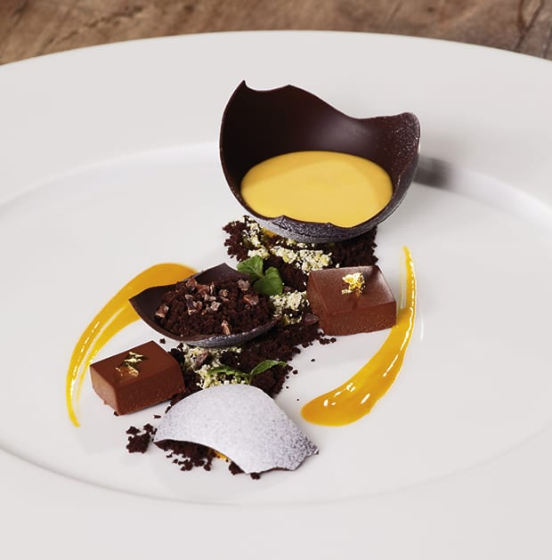 Tainori-Schokoladenkugel