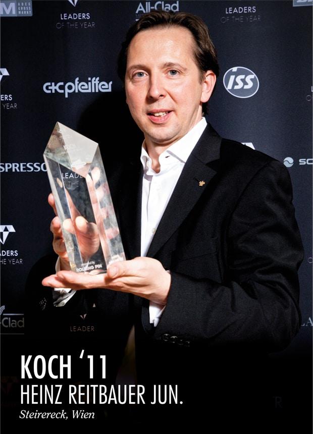 Heinz Reitbauer jr.