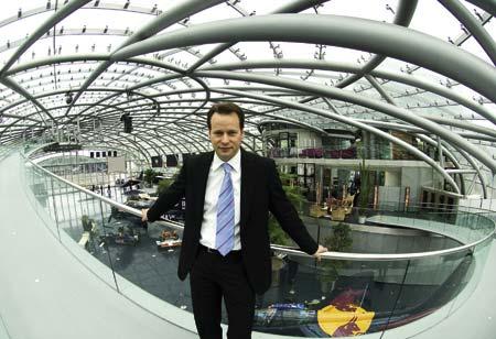 Manuel Lechner, Manager des Hangar 7