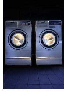 einwandfreie und keimfreie Wäsche