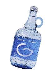 Grander®-Technologie Wasserflasche