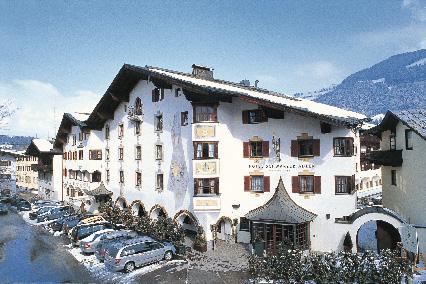 Schwarzer Adler Kitzbühel Wellness-Spa Hotel