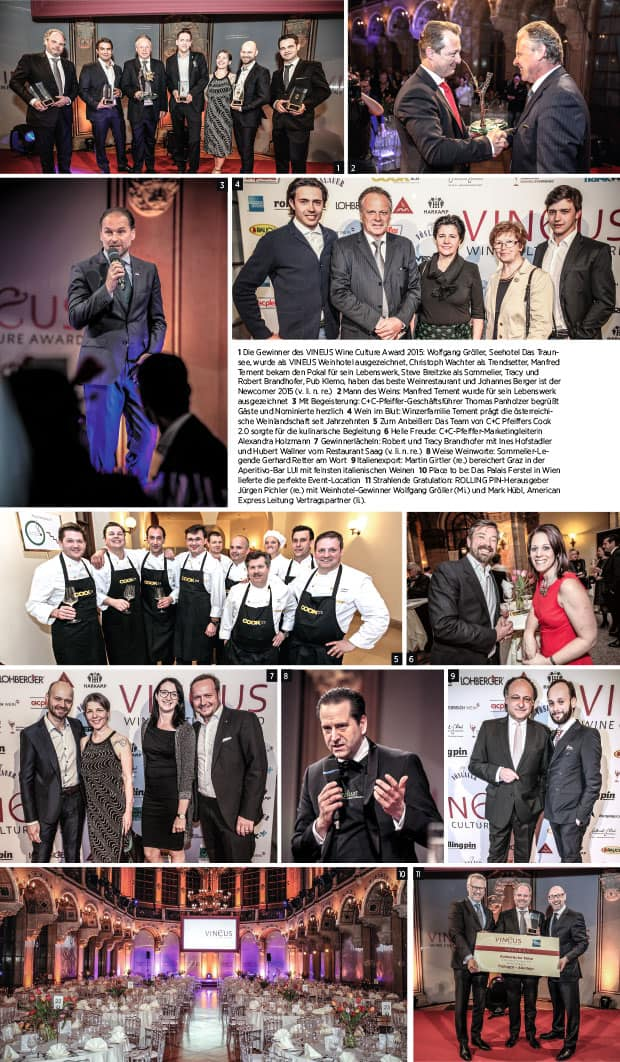VINEUS Wine Culture Award