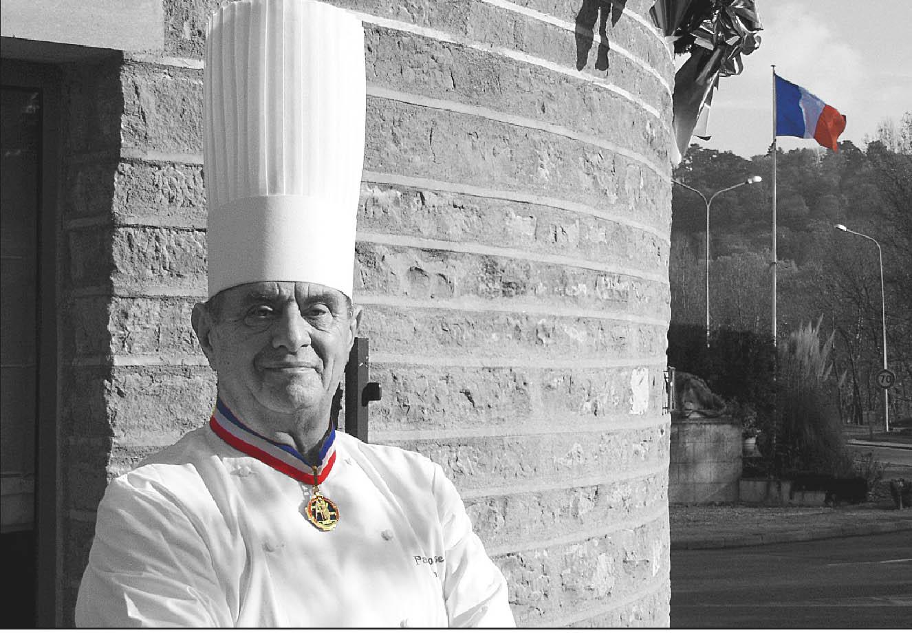Paul Bocuse die Koch Hochheit