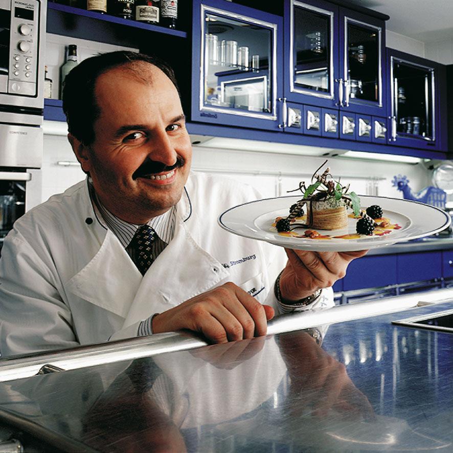 johann lafer zaubert einen kulinarischen Traum