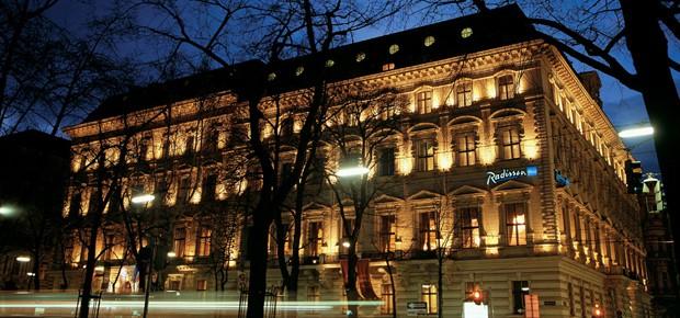 Radisson Blu Wien