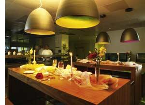 Chefs Table, ein Erlebnis der Exklusivität serviert vom Chef de Cuisine höchstpersönlich