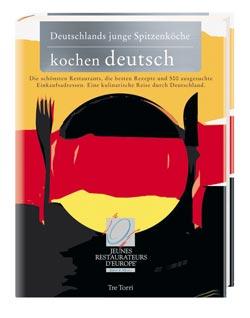 Deutsch kochen Buchcover