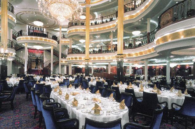 """""""MS Millennium"""" der Celebrity Cruises"""