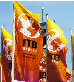 ITB Berlin Fahne