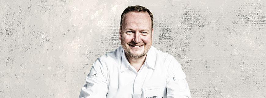 österreichischer Küchenchef Hubert Wallner