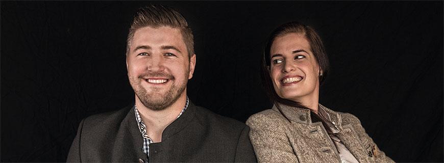 Christian und Angelika Mangweth