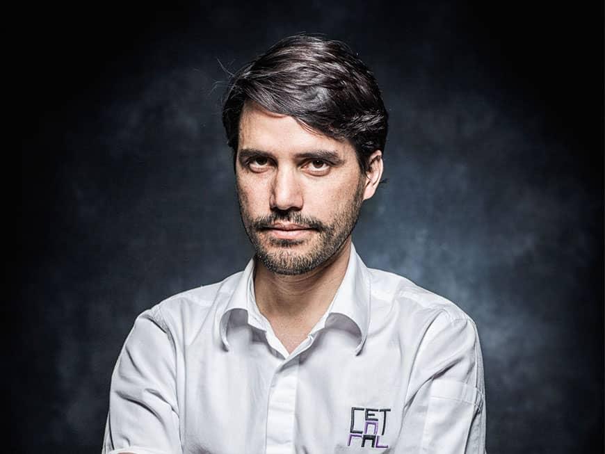 Peruanischer Starkoch Virgilio Martínez bei den CHEFDAYS 2017