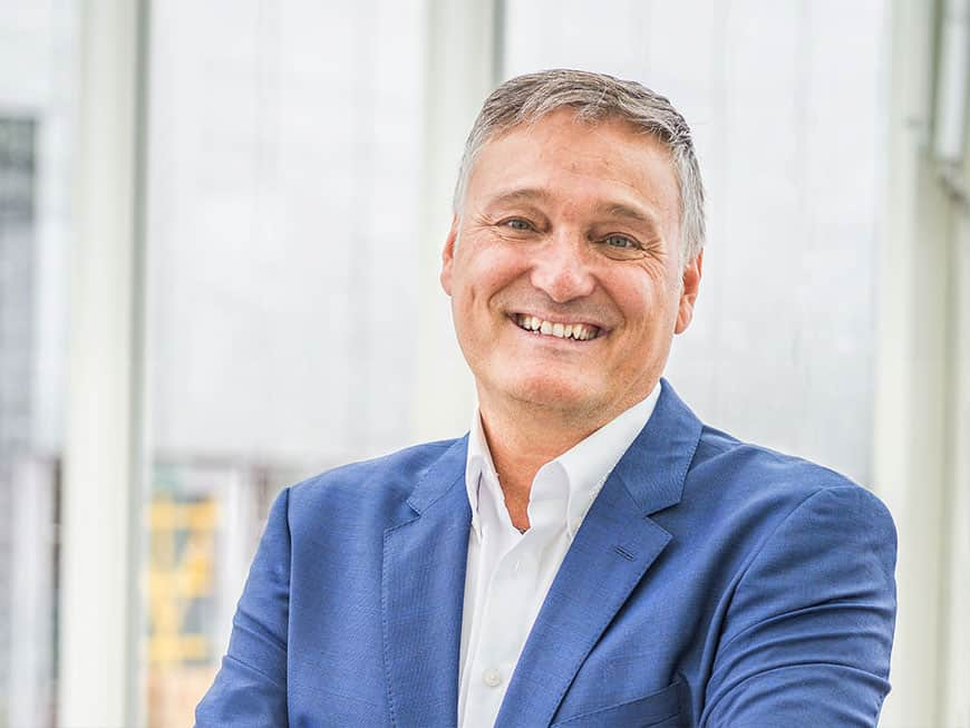Oliver Frosch ist Area Vice President D|A|CH bei Rational