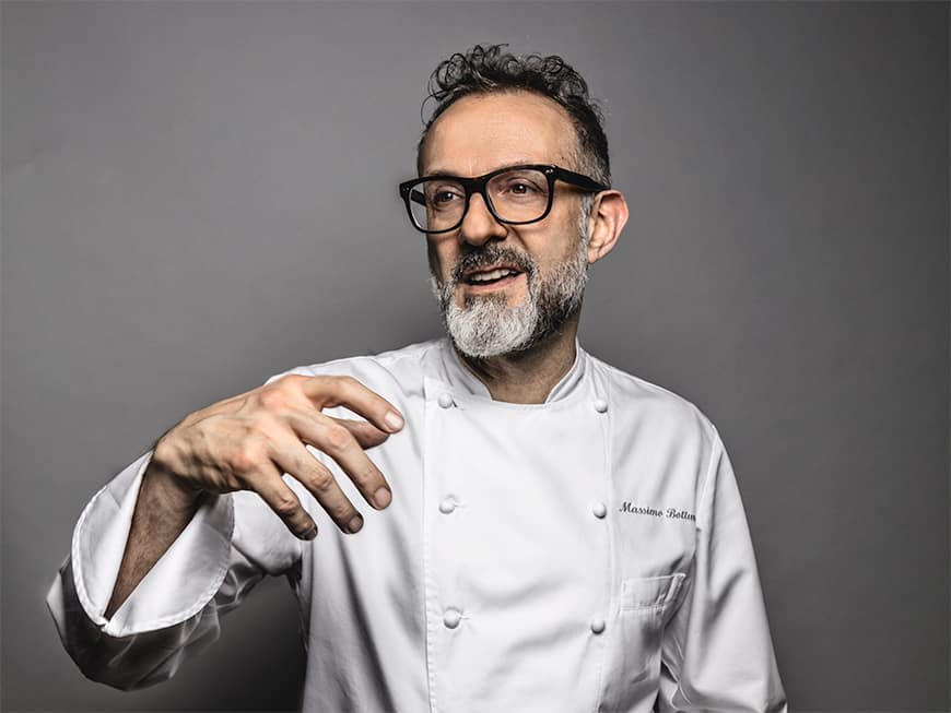 Massimo Bottura Osteria Francescana