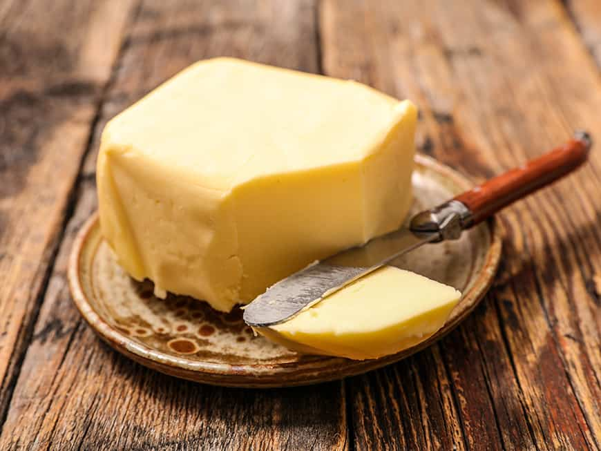 Was war die Norwegische Butterkrise?