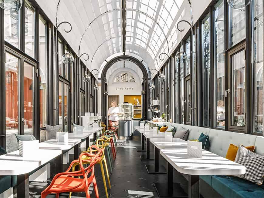 Inspiration: Café Antoinette in Regensburg