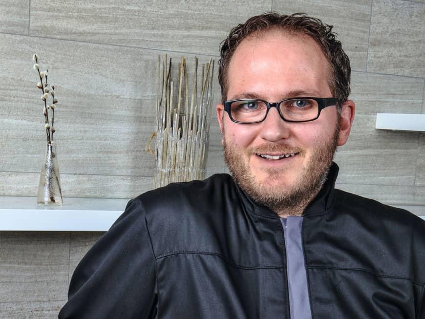 Im Interview für herba cuisine: Markus Friederici vom Restaurant Deichkind