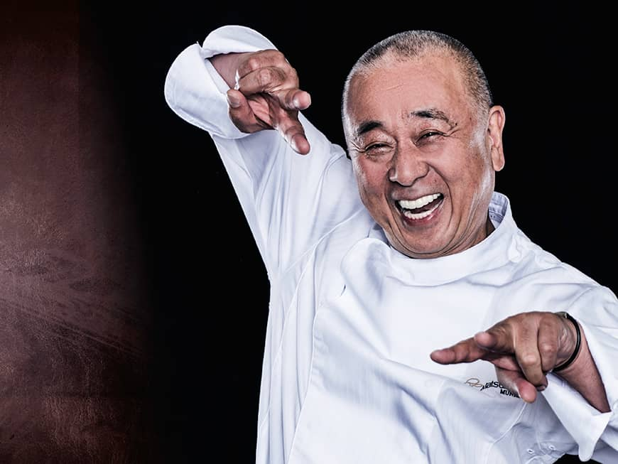 Nobuyuki Matsuhisa, Japan, New York