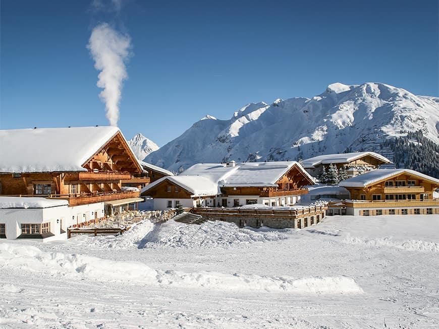 Burg Vital Resort Oberlech