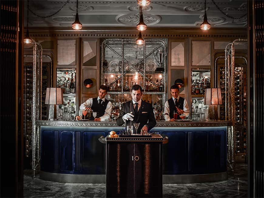 The World Class of Cocktails