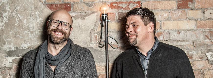 Geschäftsführer Hausmann's: Patrick Rüther und Tim Mälzer