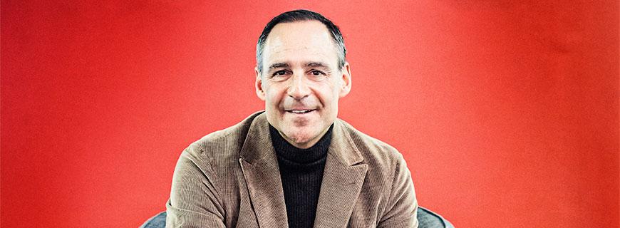 Rupert Simoner, CEO Vienna House