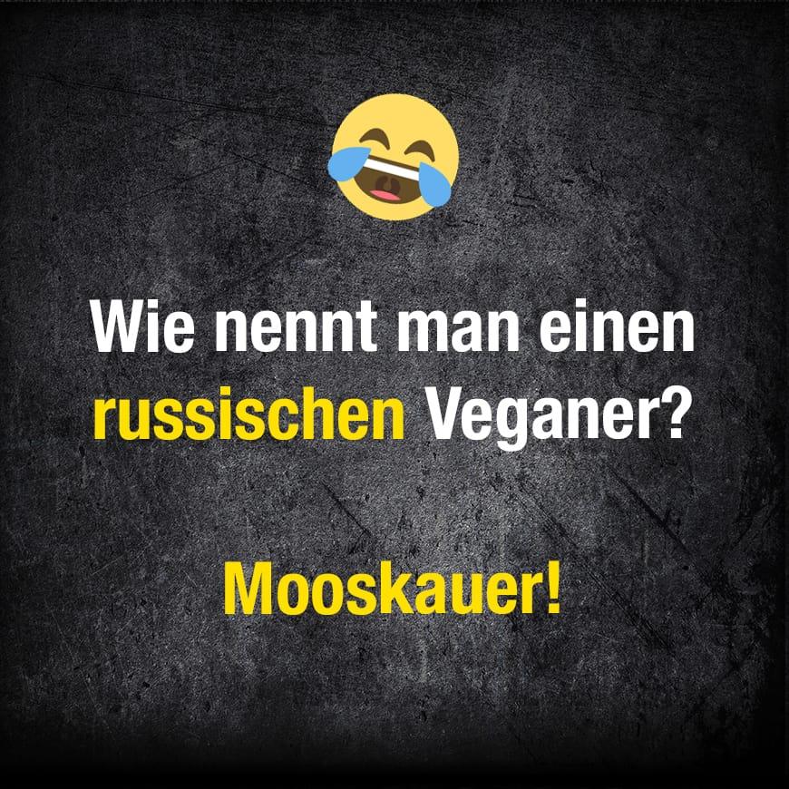 russischer veganer