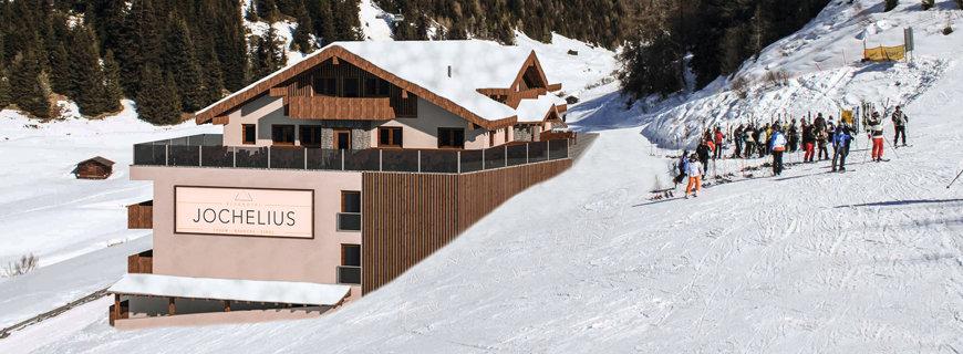 Berghotel Jochelius, Nauders