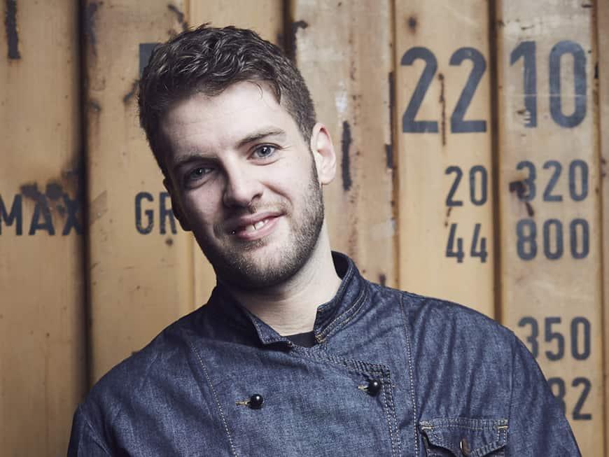 Samer Schramm ist neuer Küchenchef im Berliner Restaurant Spindler & Klatt