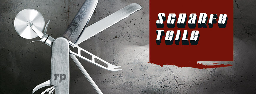 scharfe Messer