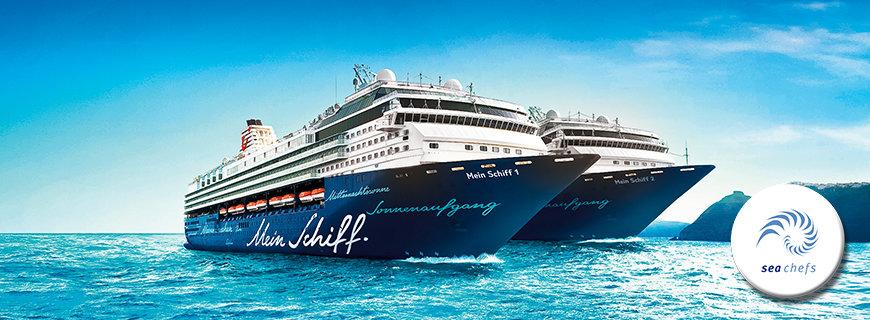 Schichtwechsel auf See-mein Schiff