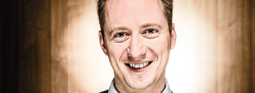 Roland Gradinger - Maître d'Hotel