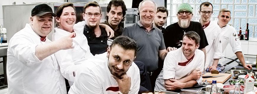 Sodexos Kooperation mit Roland Trettl