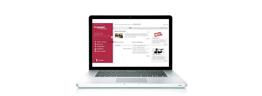 Online-Einkaufssystem EasyGoing